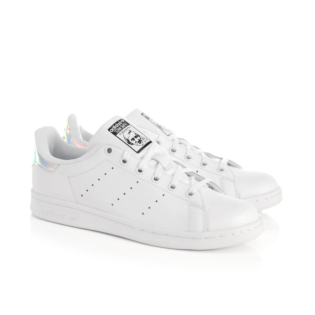 en soldes 74223 945d1 Adidas Originals Stan Smith J Hologram (AQ6272)