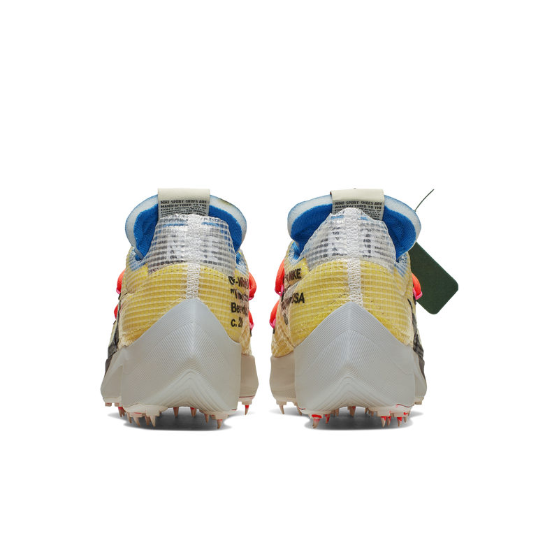 Off-White X Nike Wmns Vapor Street Tour Yellow (CD8178-700)