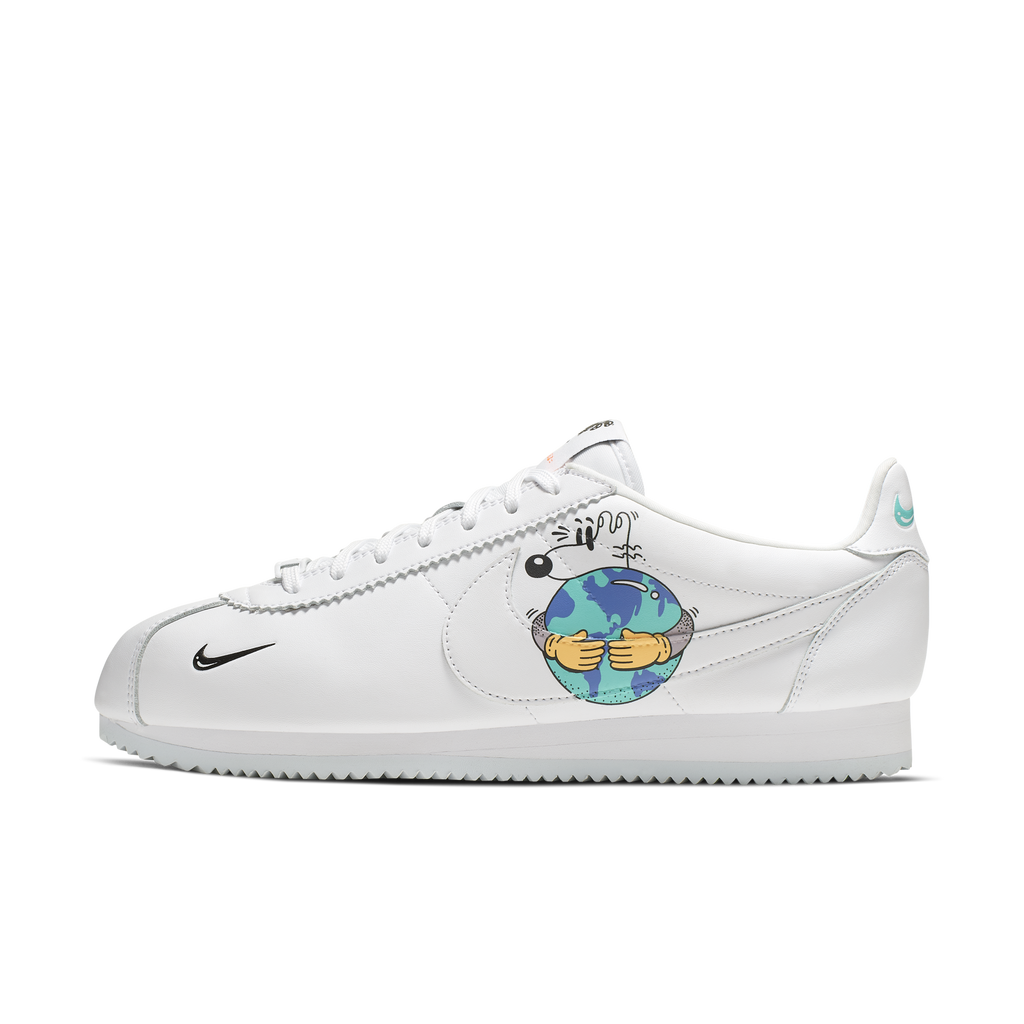 Nike x Steve Harrington Cortez Flyleather Earth Day (CI5548-100)