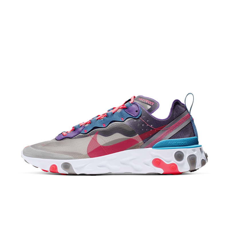 Nike React Element 87 Red Orbit (CJ6897-061)
