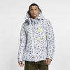 NikeLab ACG Down-Fill Parka Jacket White (AQ3517-100)