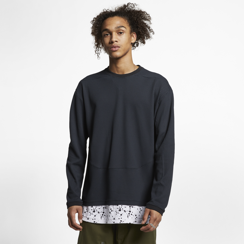 NikeLab ACG Long-Sleeve Top Black (AQ3519-010)