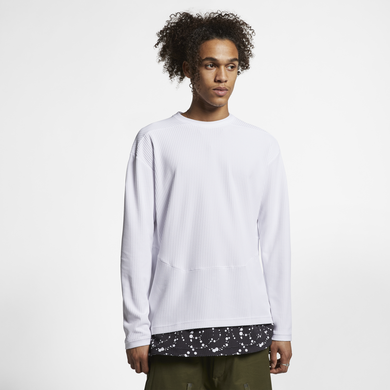 NikeLab ACG Long-Sleeve Top White (AQ3519-100)