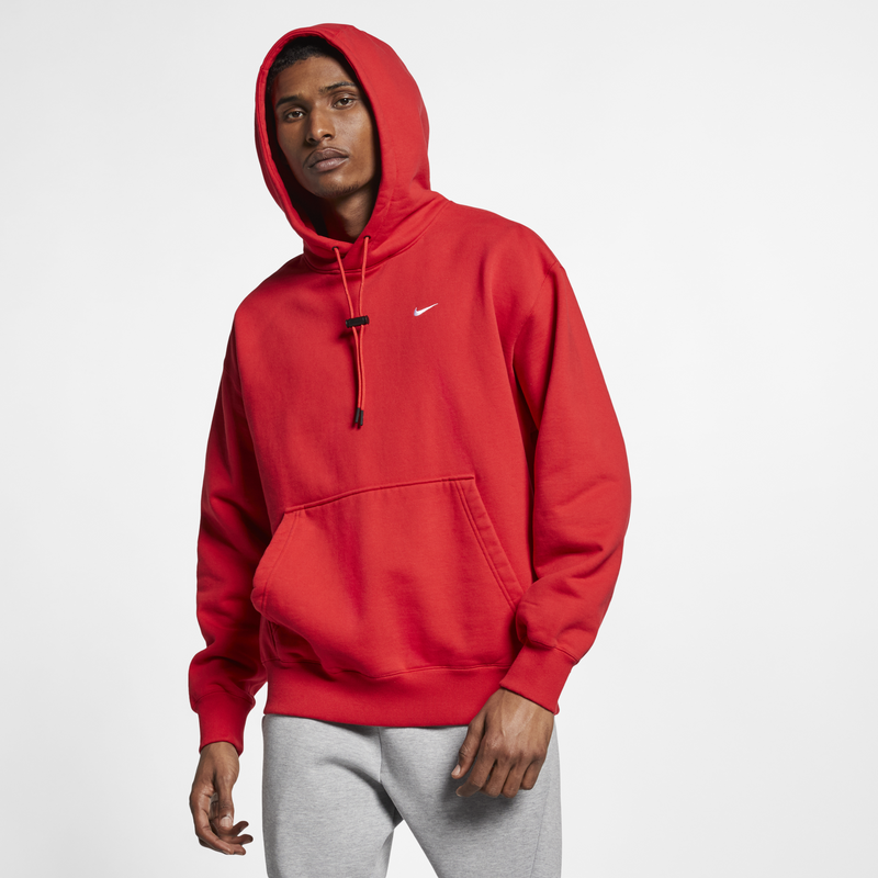 NikeLab Collection Men's Pullover Hoodie Red (AV8270-657)