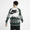 NikeLab Sportswear City Edition Crew Fir Green (AR1984-133)