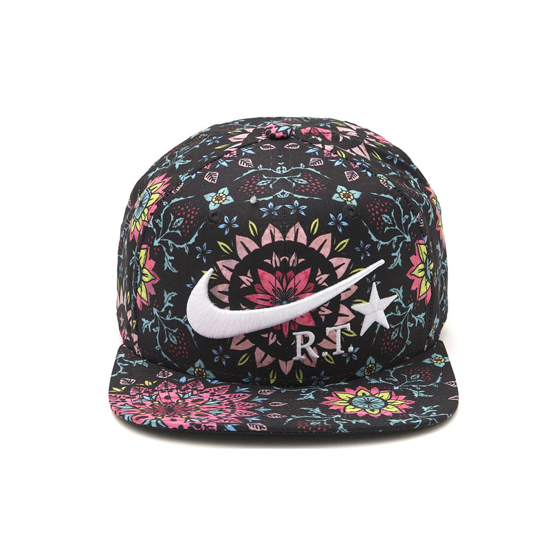 NikeLab X RT Givenchy Floral Printed Hat (843148-010) - RMKSTORE