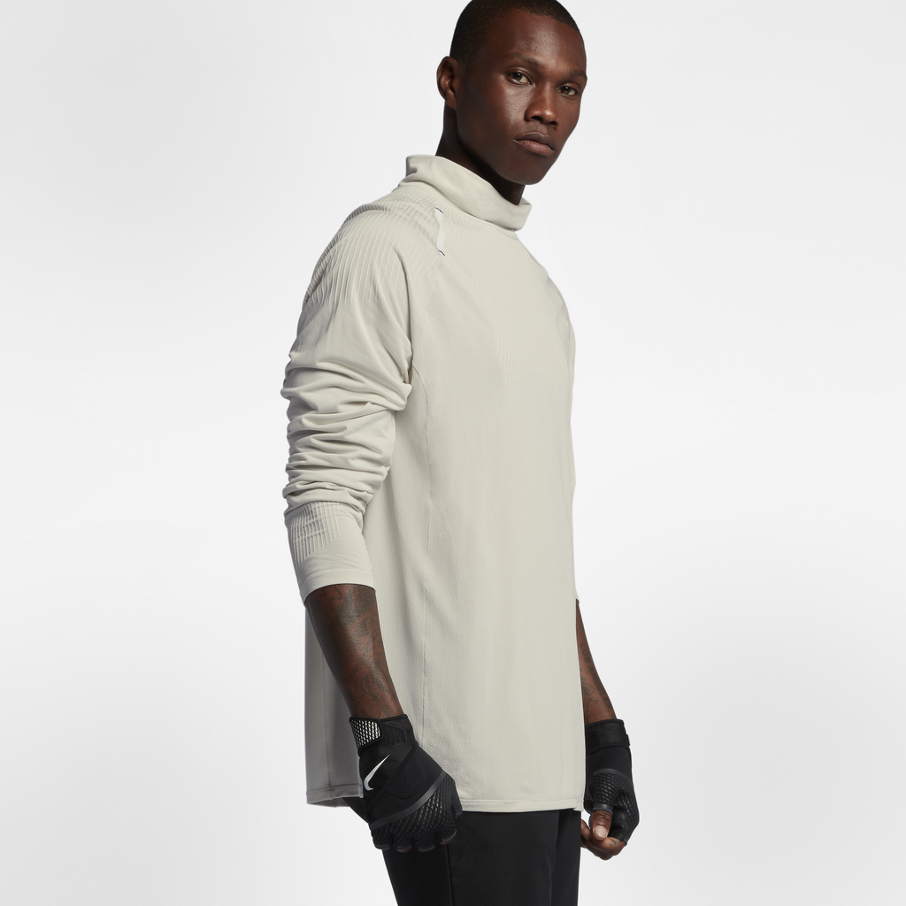 NikeLab x MMW Long-Sleeve Top Light Bone (AA3246-072)