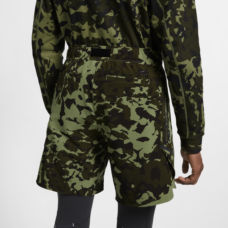 NikeLab x MMW Men's 2-in-1 Pants Camo (AR5615-010)