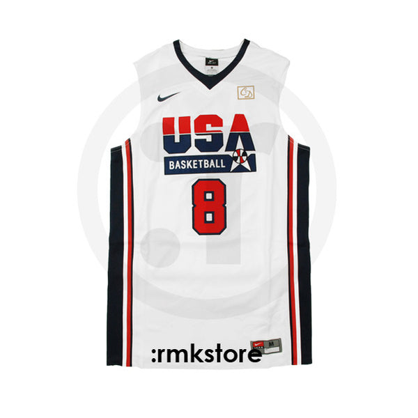 new arrival 927b4 220f3 Nike 2012 Olympic USA Basketball Scottie Pippen Retro Authentic Jersey  (516552-100)