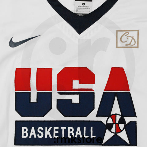 new style 23714 38d84 Nike 2012 Olympic USA Basketball Scottie Pippen Retro ...
