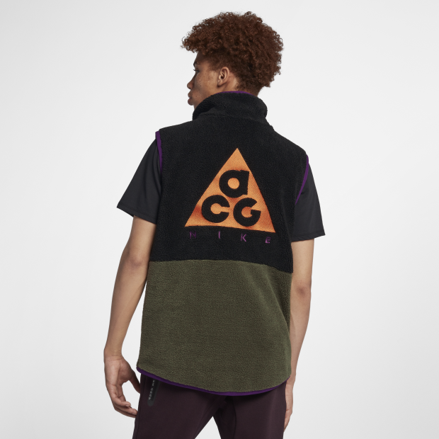 Nike ACG Men's Vest Zips (AT5498-010)