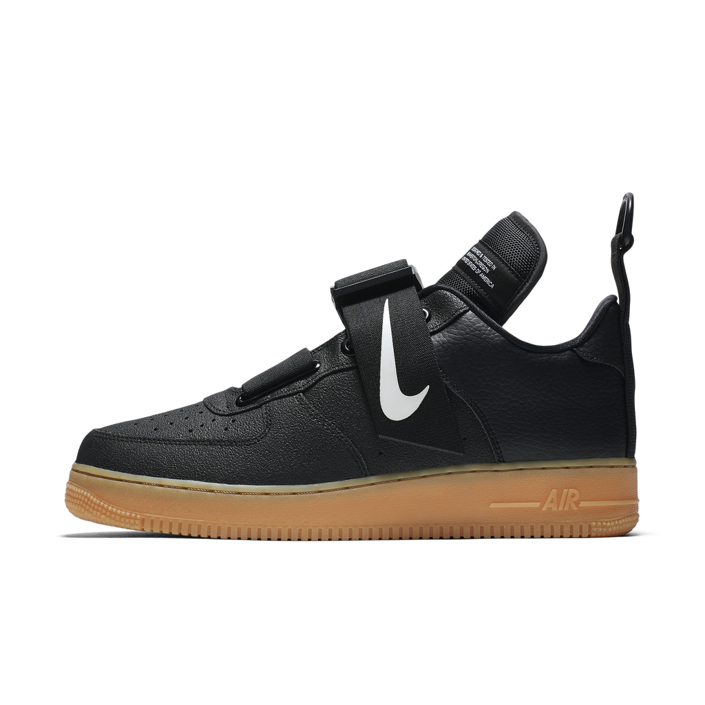 Nike Air Force 1 Utility Black (AO1531-002)