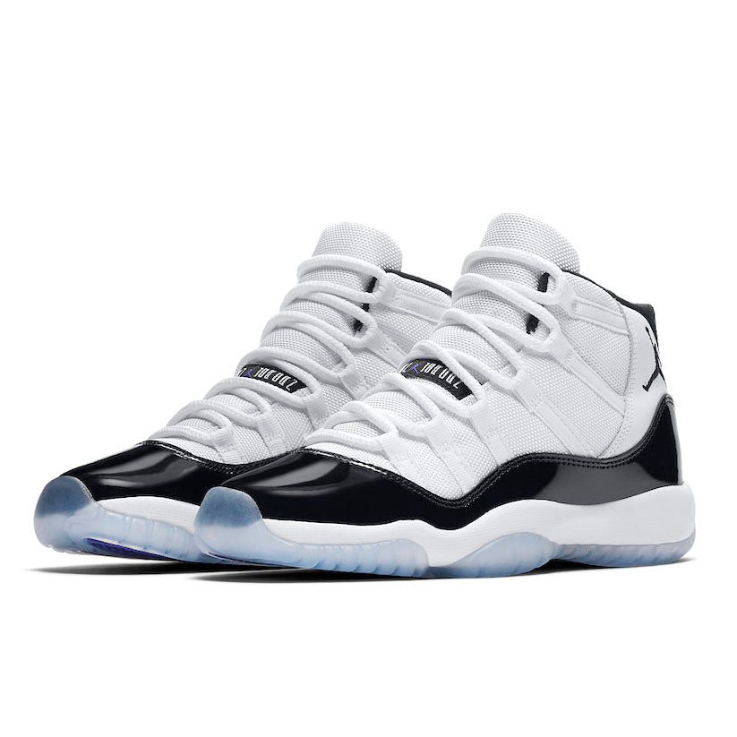 Nike Air Jordan 11 Retro (GS) Concord (378038-100)