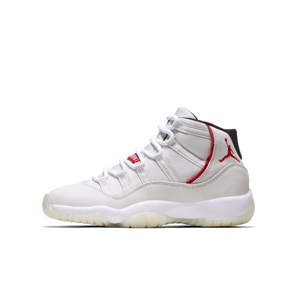 Nike Air Jordan 11 Retro (GS) Platinum Tint (378038-016)