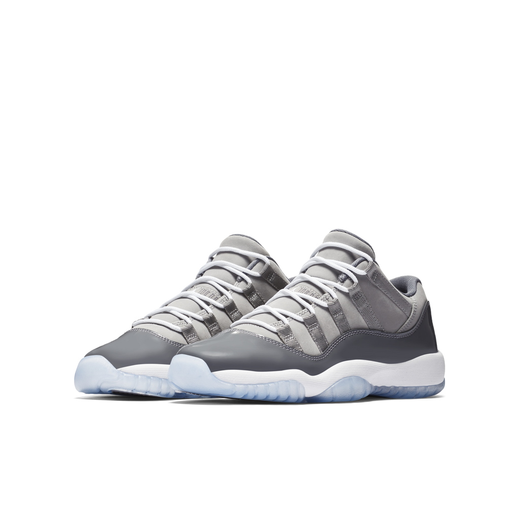 Nike Air Jordan 11 Retro Low BG Cool Grey (528896-003)