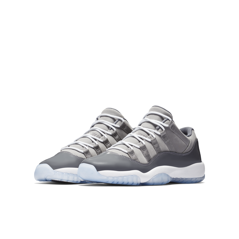 Nike Air Jordan 11 Retro Low BG Cool Grey (528896-003) - RMKSTORE