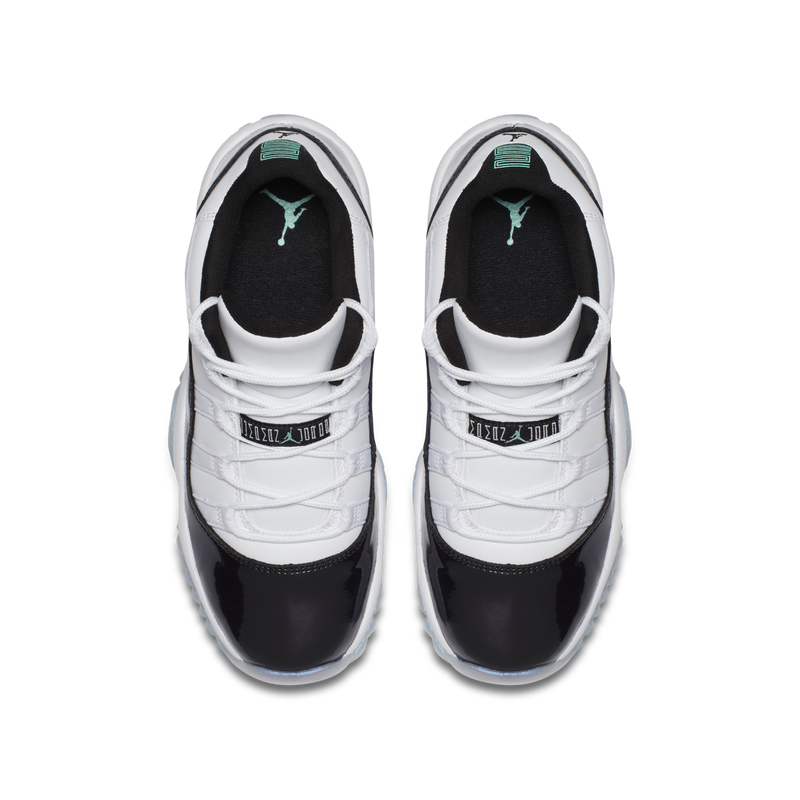Nike Air Jordan 11 Retro Low BG Emerald (528896-145) - RMKSTORE