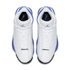 Nike Air Jordan 13 Retro White Hyper Blue (414571-117) - RMKSTORE