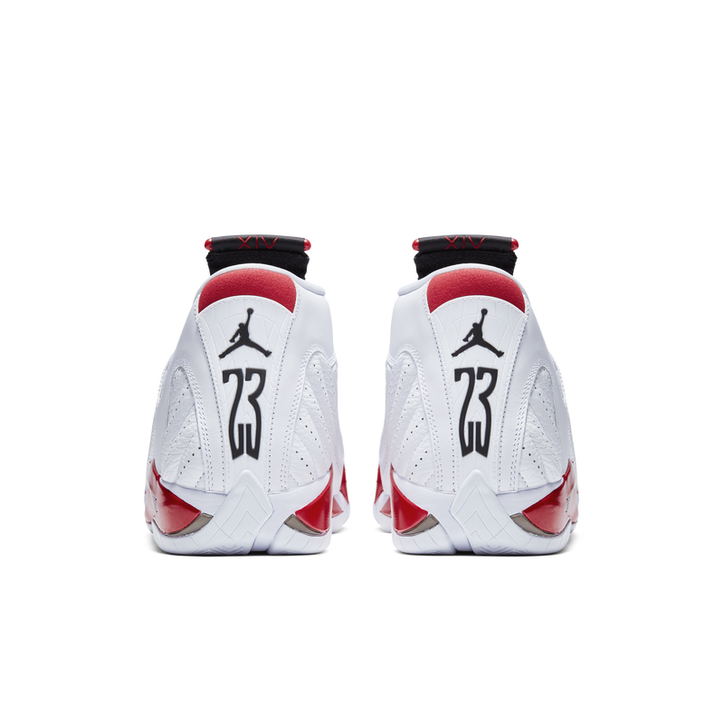 Nike Air Jordan 14 Retro Candy Cane 2019 (487471-100)