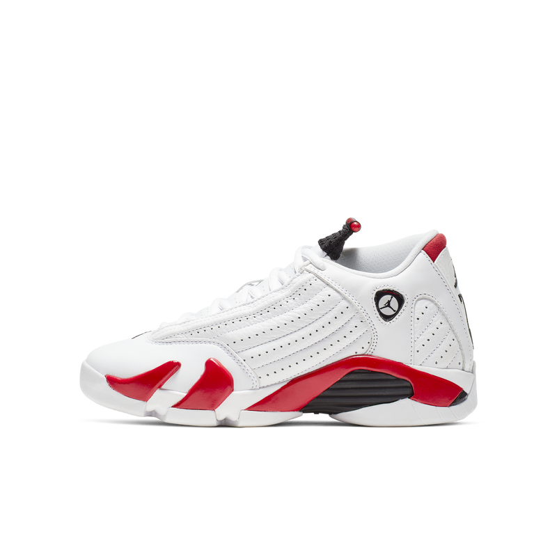 Nike Air Jordan 14 Retro (GS) Candy Cane 2019 (487524-100)