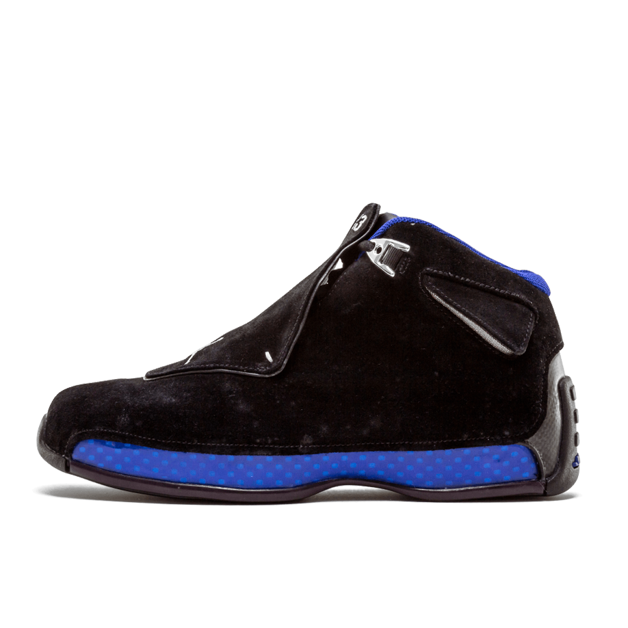 Nike Air Jordan 18 Retro Black Royal (AA2494-007)