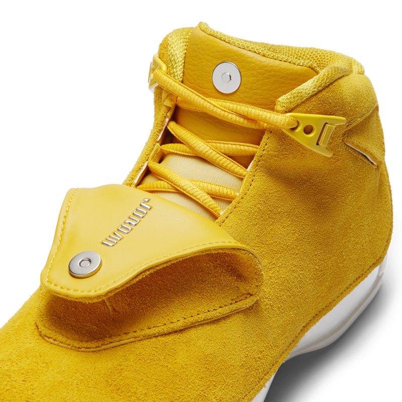 Nike Air Jordan 18 Retro Suede Yellow (AA2494-701)