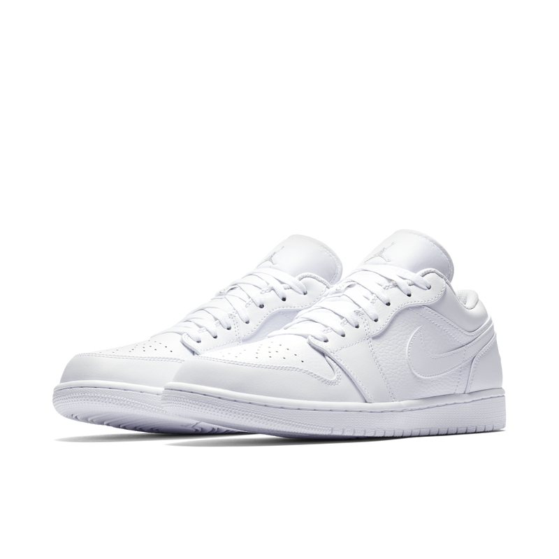 Nike Air Jordan 1 Low White Pure Platinum (553558-109) - RMKSTORE