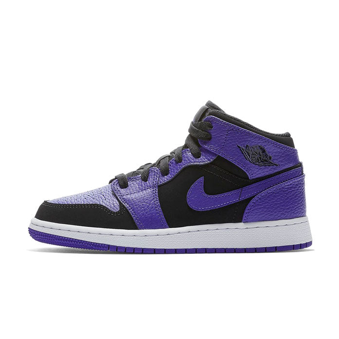 Nike Air Jordan 1 Mid (GS) (554725-051)