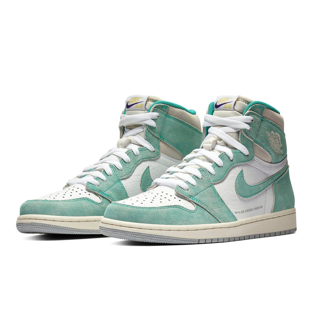 Nike Air Jordan 1 Retro High OG Turbo Gree (575441-311)