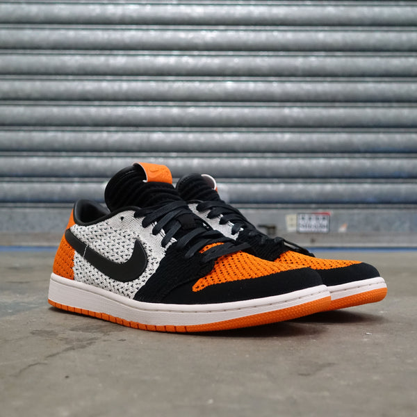 sports shoes d23e2 fe992 Nike Air Jordan 1 Retro Low Flyknit Shattered Backboard (AH4506-100)