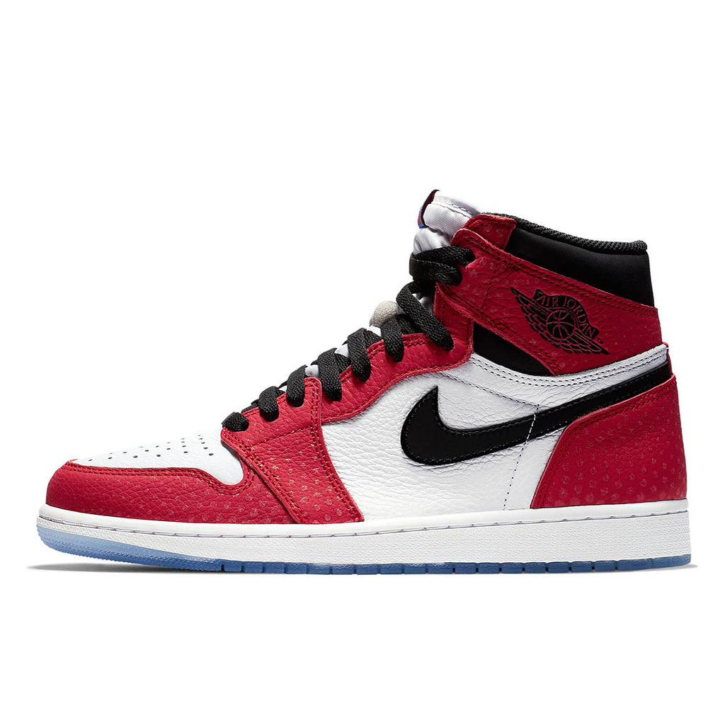 Nike Air Jordan 1 Retro high OG Origin Story Spider Verse (555088-602)