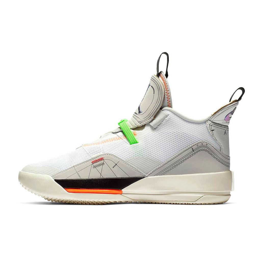 Nike Air Jordan 33 Vast Grey (AQ8830-004)