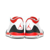 Nike Air Jordan 3 III Retro 2013 (GS) White Fire Red (398614-120)
