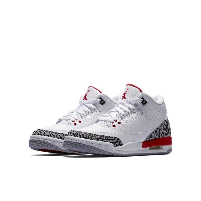 398614-116 Nike Air Jordan 3 Retro BG