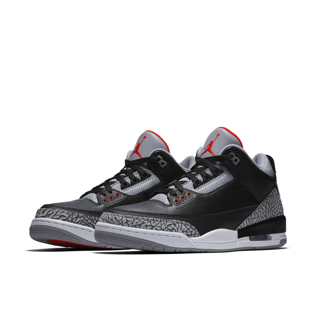 Nike Air Jordan 3 Retro OG Black Cement (854262-001) - RMKSTORE