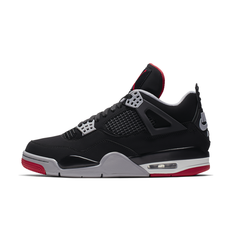 Nike Air Jordan 4 Retro Bred 2019 (308497-060)