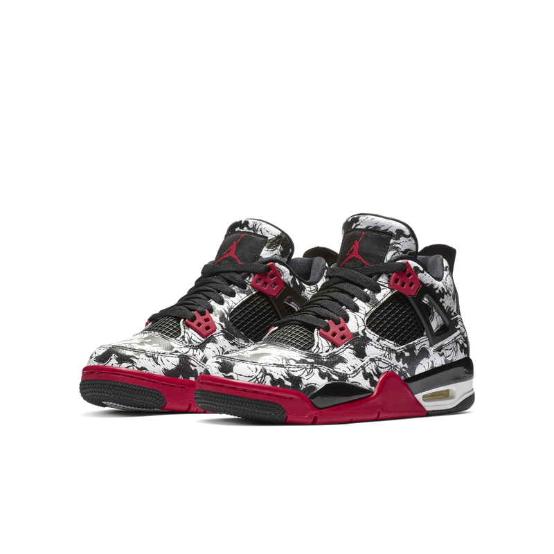 Nike Air Jordan 4 Retro (GS) Singles Day Tattoo (BV7451-006)