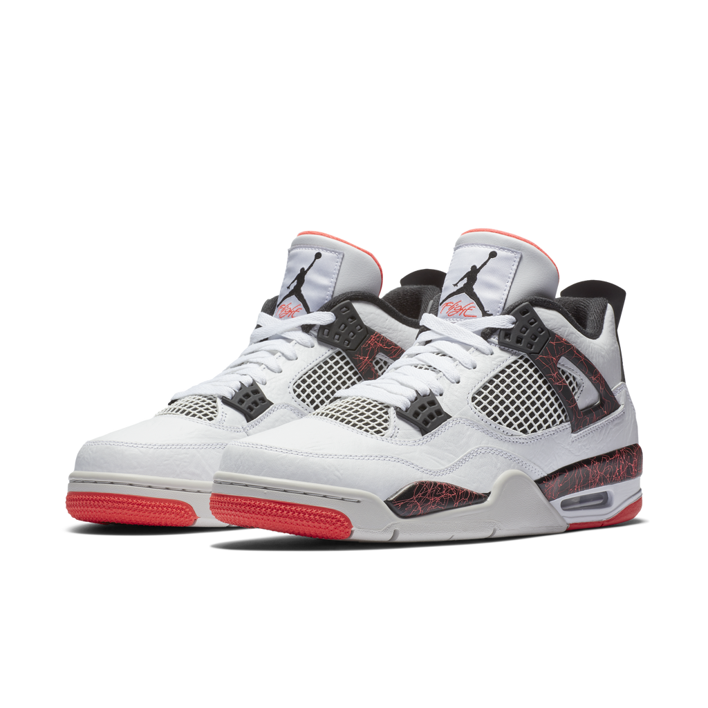 Nike Air Jordan 4 Retro Light Crimson (308497-116)