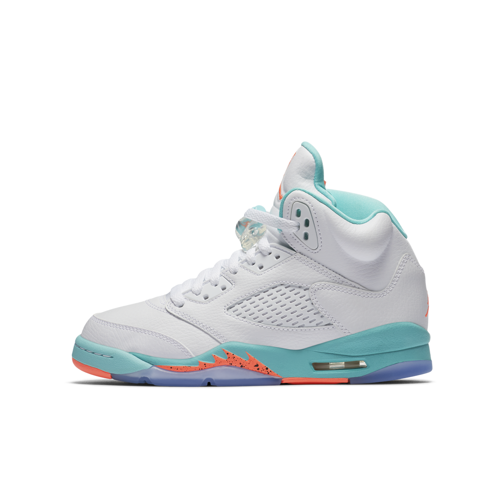 Nike Air Jordan 5 Retro GS (440892-100) - RMKSTORE