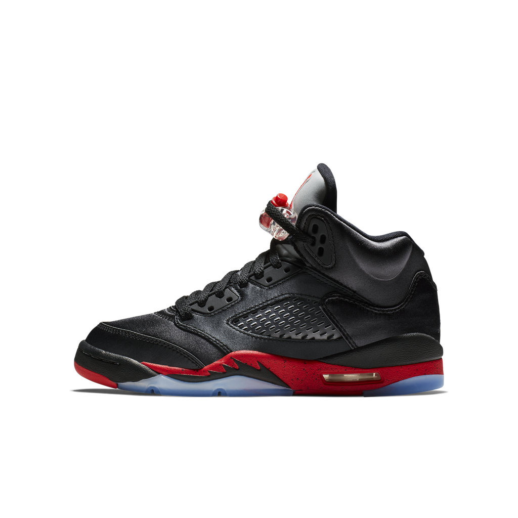 Nike Air Jordan 5 Retro (GS) Satin (440888-006)