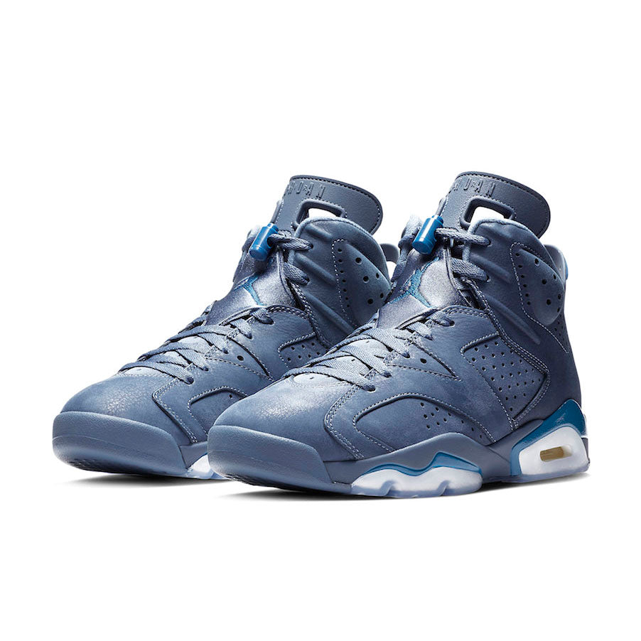 Nike Air Jordan 6 Retro Jimmy Butler Diffused Blue (384664-400)