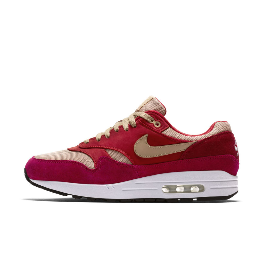 Nike Air Max 1 PRE Retro Red Curry Tough Red (908366-600)