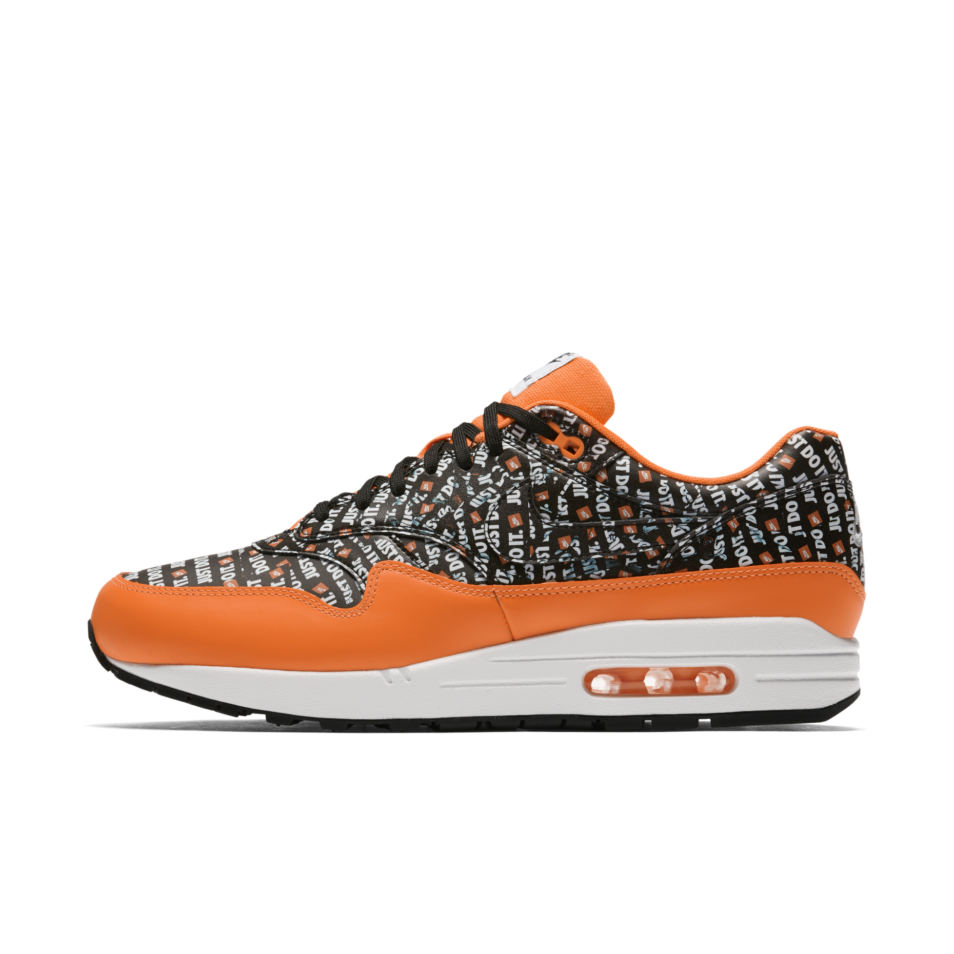 4637dffbb1a3a Nike Air Max 1 PRM Just Do It Orange Black 875844-008  1.png v 1535026442