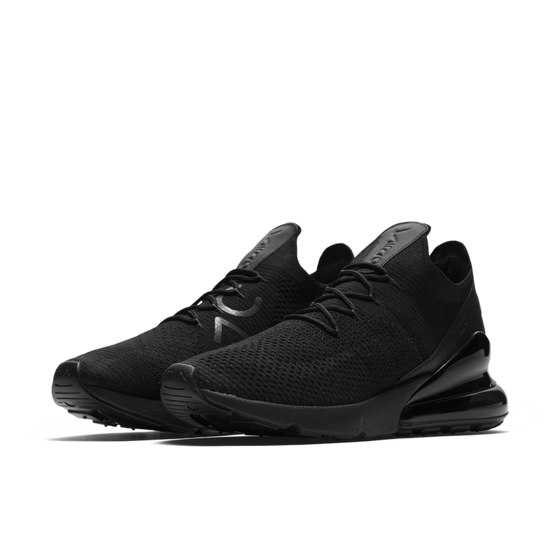 Nike Air Max 270 Flyknit Black Anthracite (AO1023-005) - RMKSTORE