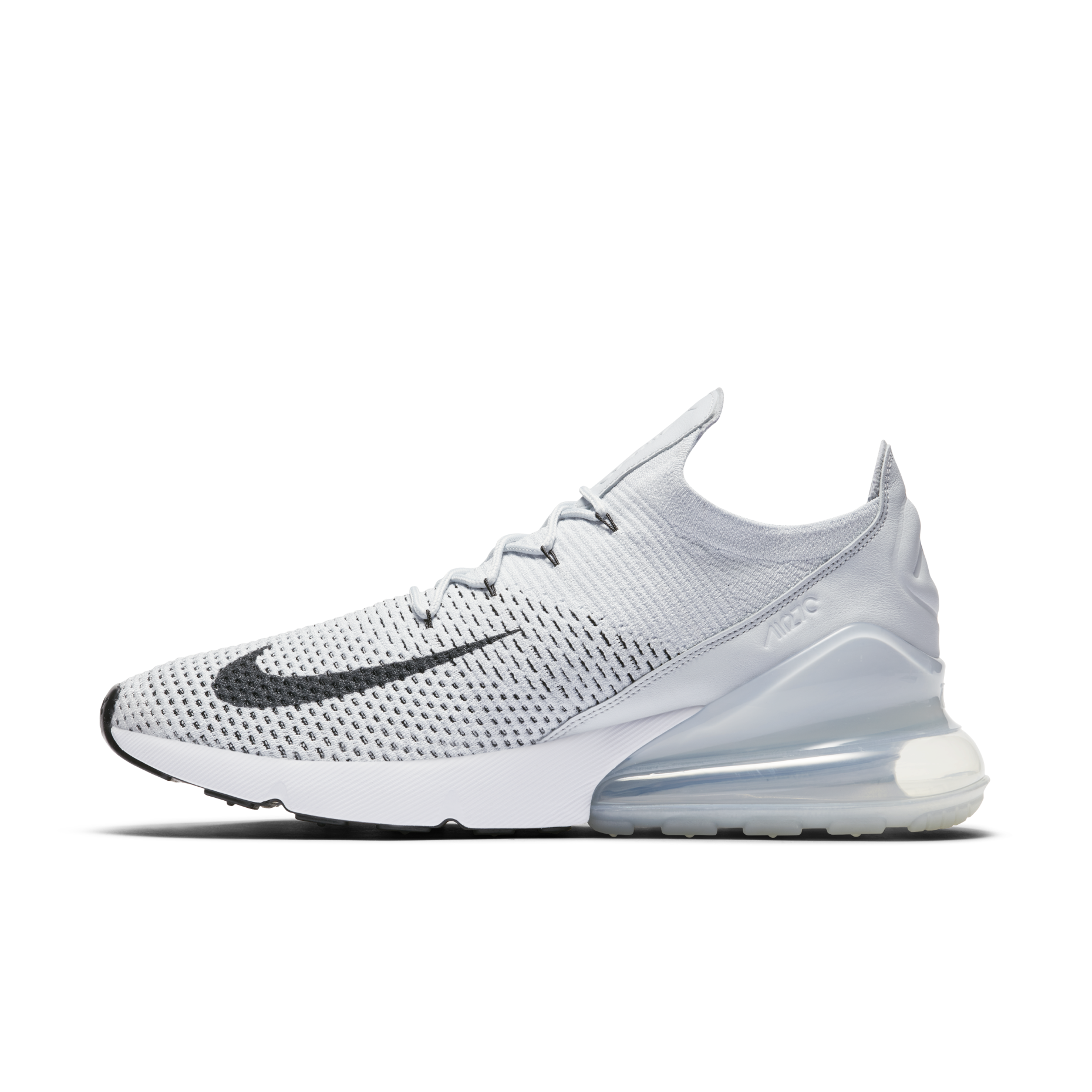 low priced 24681 f5198 Nike Air Max 270 Flyknit Pure Platinum Black AO1023-003 1.png v 1551782743