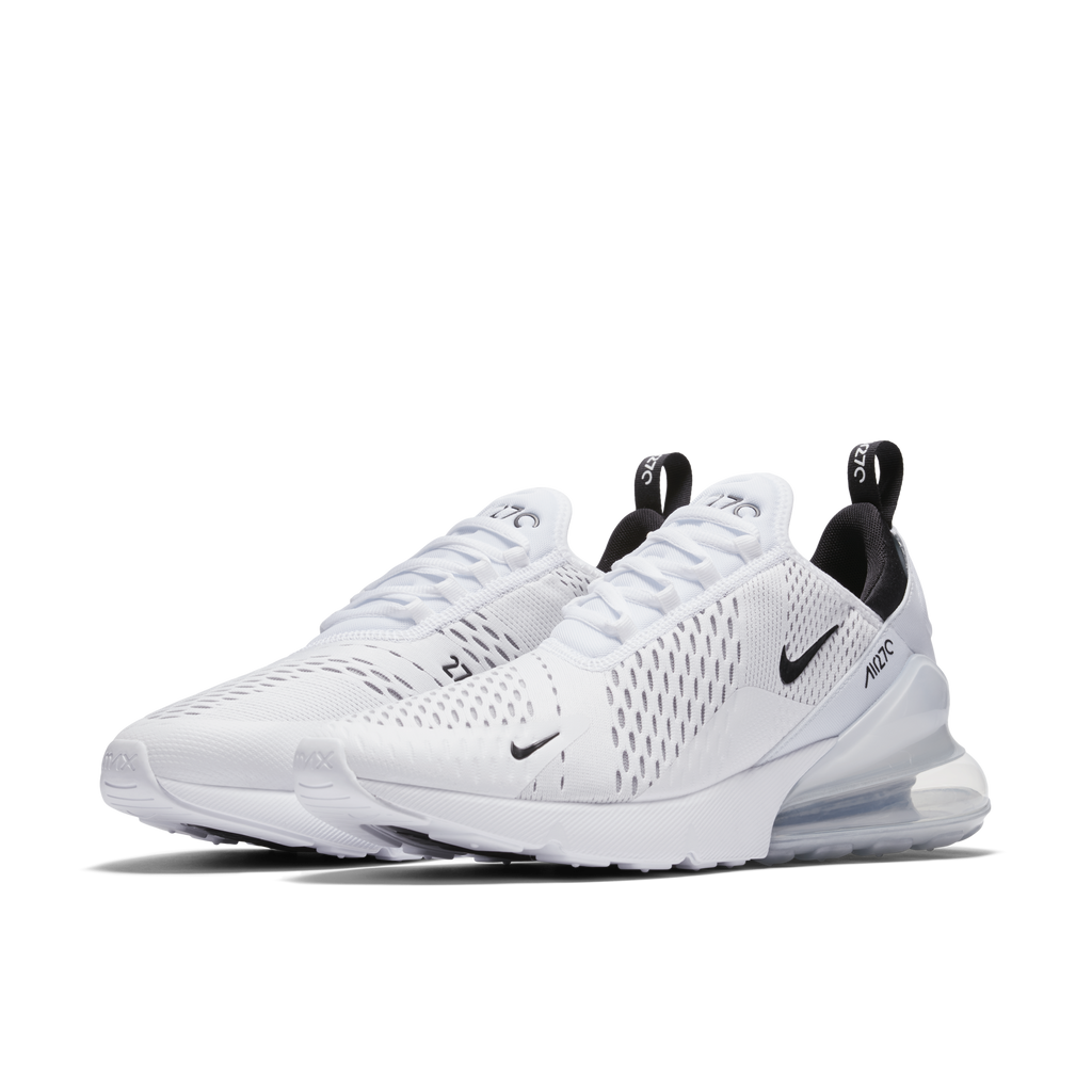 Nike Air Max 270 White Black (AH8050-100)