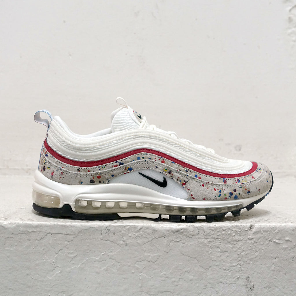 Nike Air Max 97 Premium Paint Splatter (312834-102) 97eed9a5d