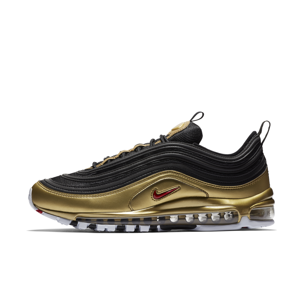 Nike Air Max 97 QS Metallic Pack. Black Silver (AT5458-001) Black Gold  (AT5458-002) White Silver (AT5458-100) aa53c00ec
