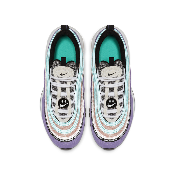 Nike Air Max 97 SE (GS) Have A Nike Day Purple (923288 500)