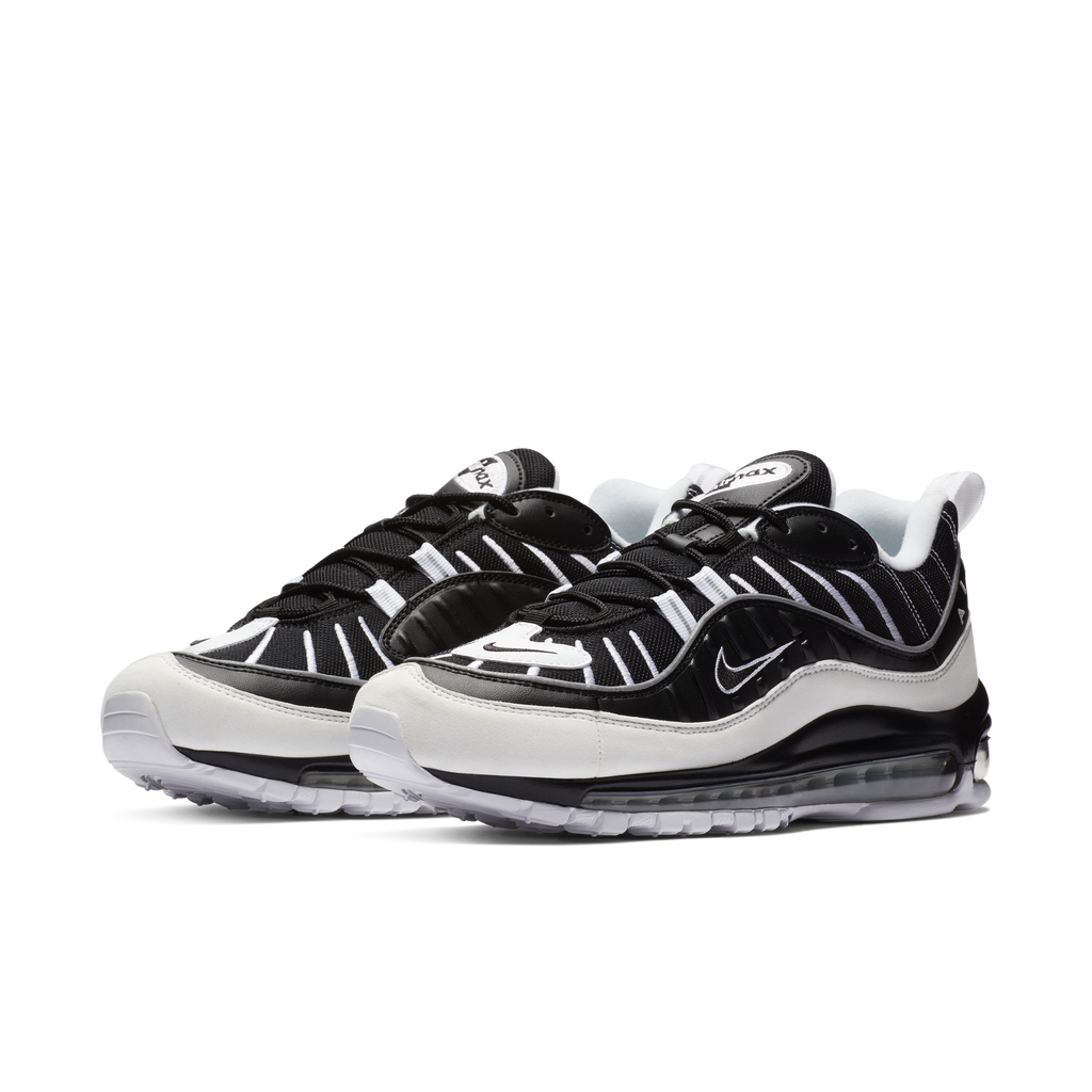 Nike Air Max 98 Black White (640744-010)